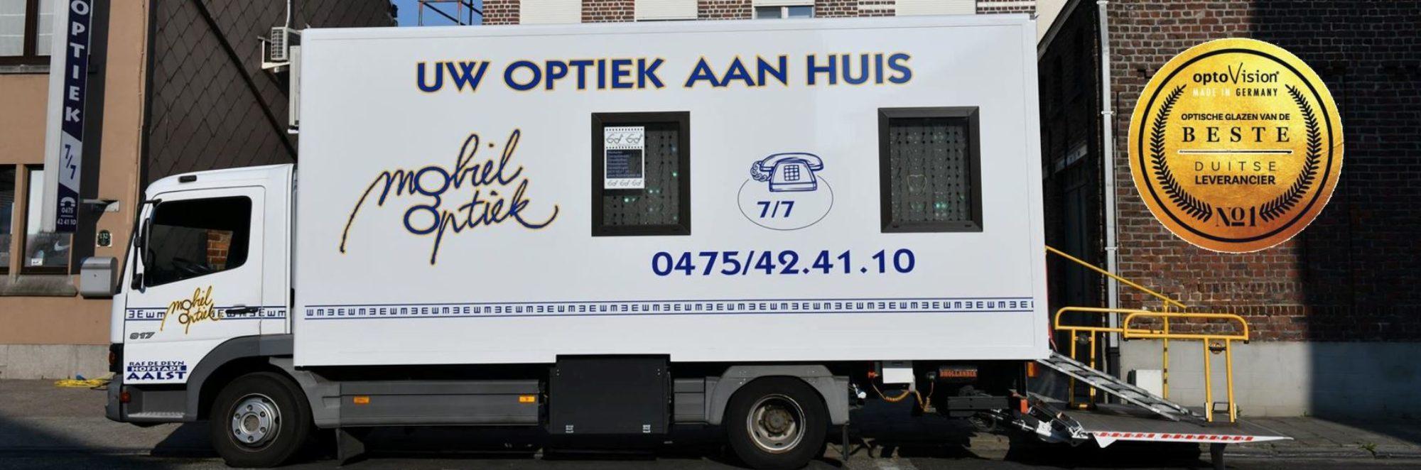Mobieloptiek Raf De Deyn